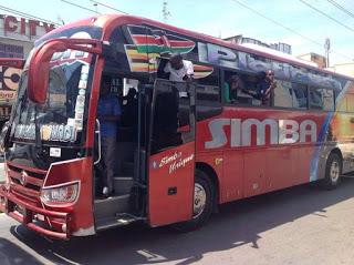 Photo of Simba Coach Golden Dragon Bus alias Earthplane