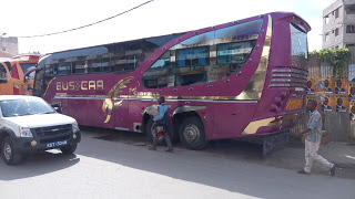 Photo of The Most Attractive Bus In Kenya, Buscar Road Cinemax