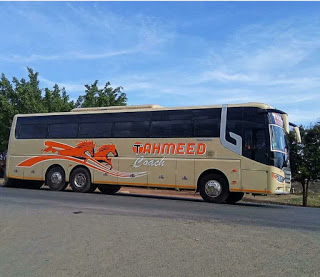 Photo of Travel To Dar es Salaam In The Comfort Of Tahmeed Coach VVIP Buses