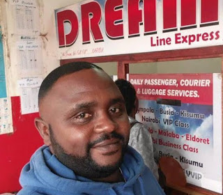Photo of Senior Driver Harrison Gathii Leaves Dreamline Bus Company