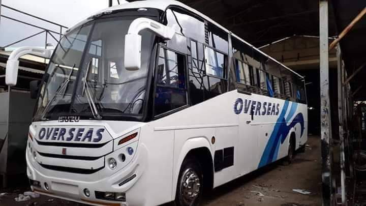 Photo of Welcoming The Latest Bus Company In Kenya – Overseas