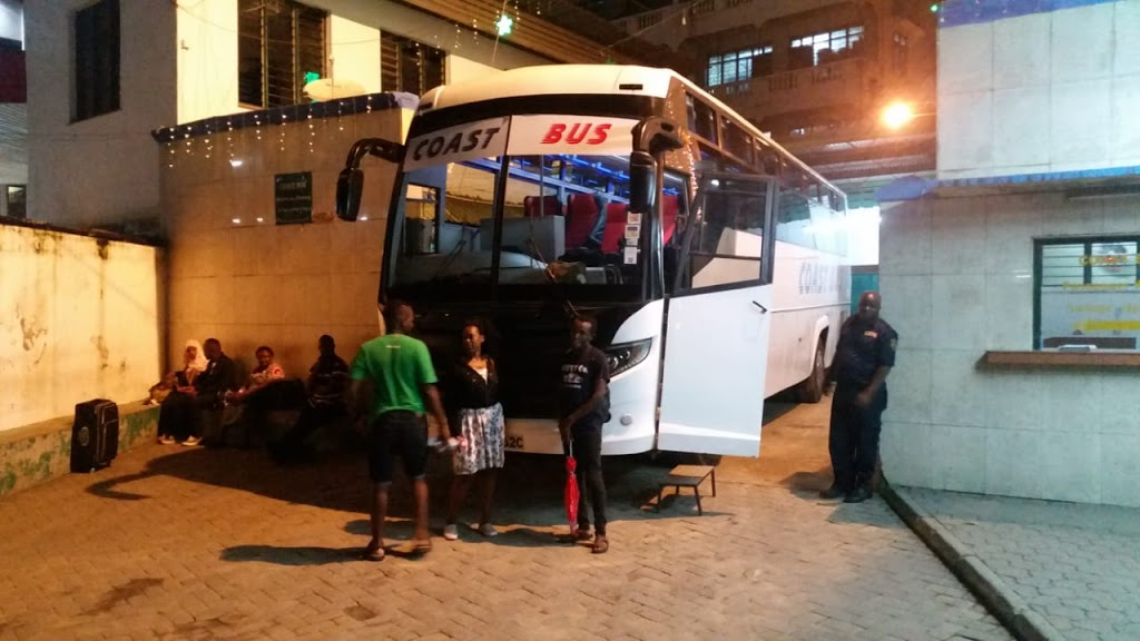 Photo of Inside Coast Bus Latest Bus Fleet – KCU 062C