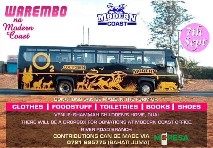 Photo of Warembo na Modern Charity Event – 2019