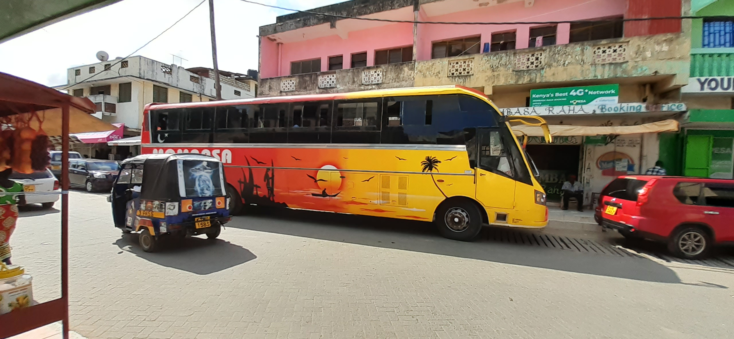 Photo of Latest Mombasa Raha Lamu Bus