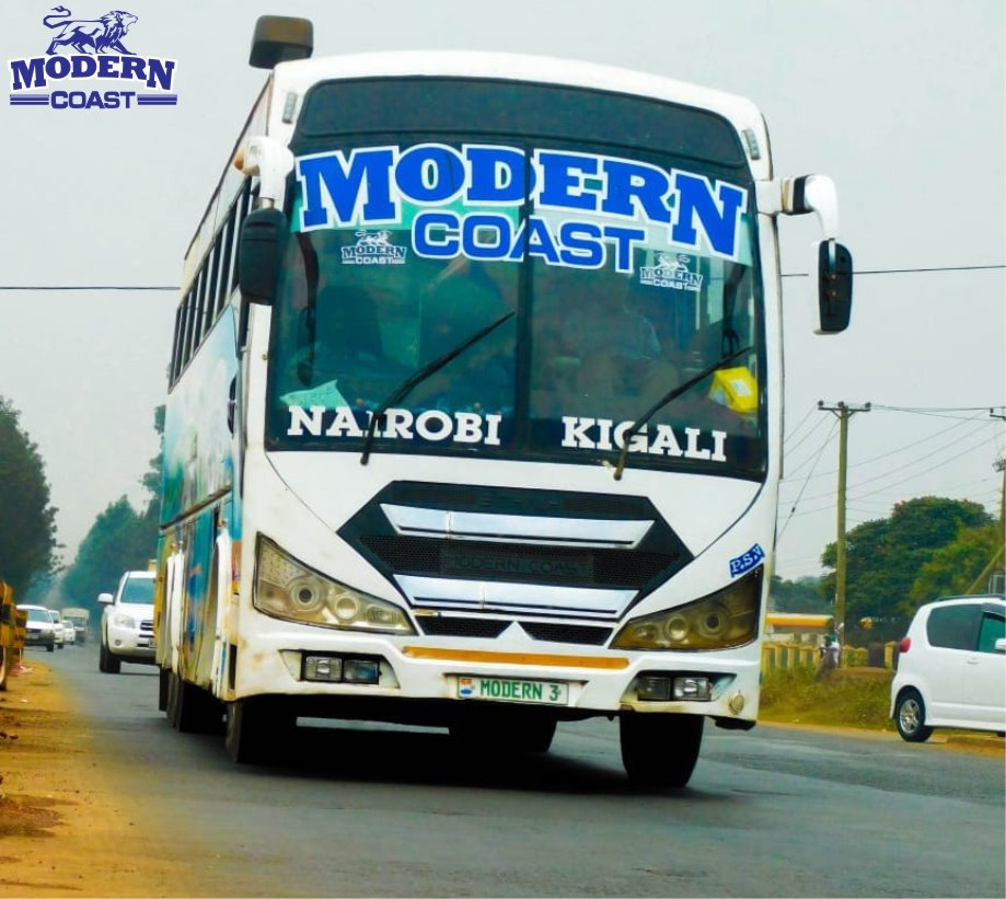 Photo of Modern Coast Bus alias 'Modern 3' Accident Report