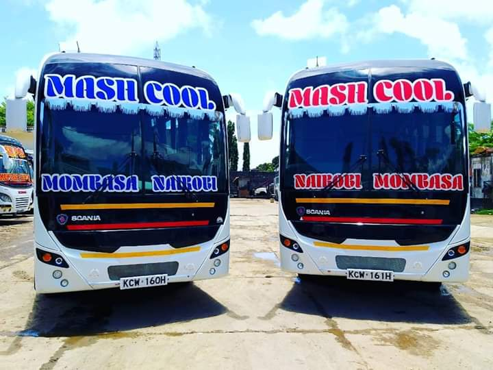 Photo of Latest Bus Fleet From Mash EA Set For Maiden Trips On Sunday 6th