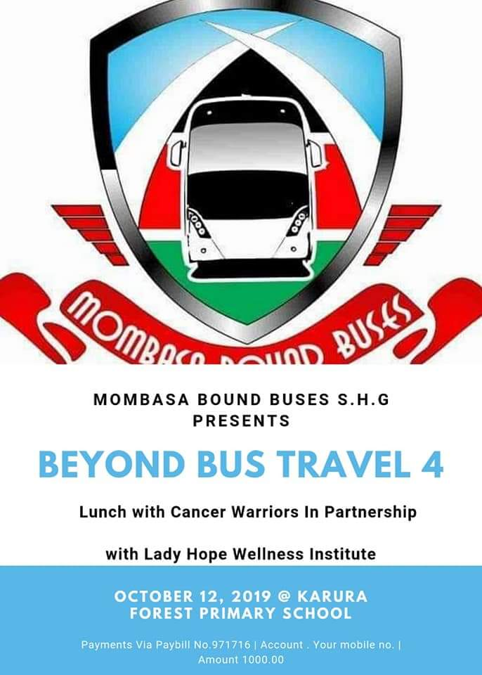 Photo of Mombasa Bound Buses BBT4 Event Programme