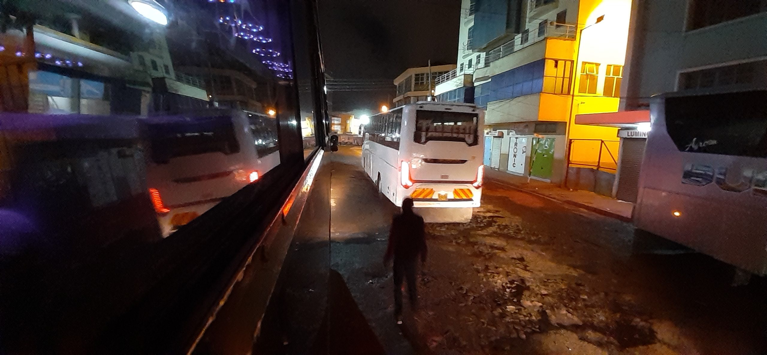 Photo of Night Travel Suspended Indefinitely After Government Imposes Curfew